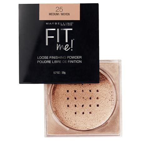 Poudre Libre De Finition Fit Me! - Maybelline Nubian Beauty Dakar Senegal