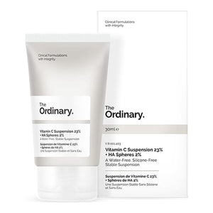 Vitamin C Supension 23% + Ha Spheres 2% - The Ordinary Nubian Beauty Dakar Senegal