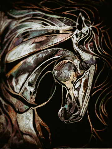 """The Painted Horse"""