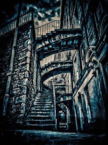 """Stockbridge Stairs"""
