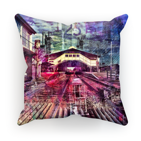 Beverley (Beverley Station) Cushion