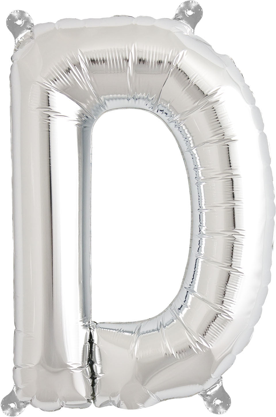 "SILVER 16"" LETTER BALLOONS from Flingers Party World Bristol Harbourside who offer a huge range of fancy dress costumes and partyware items"