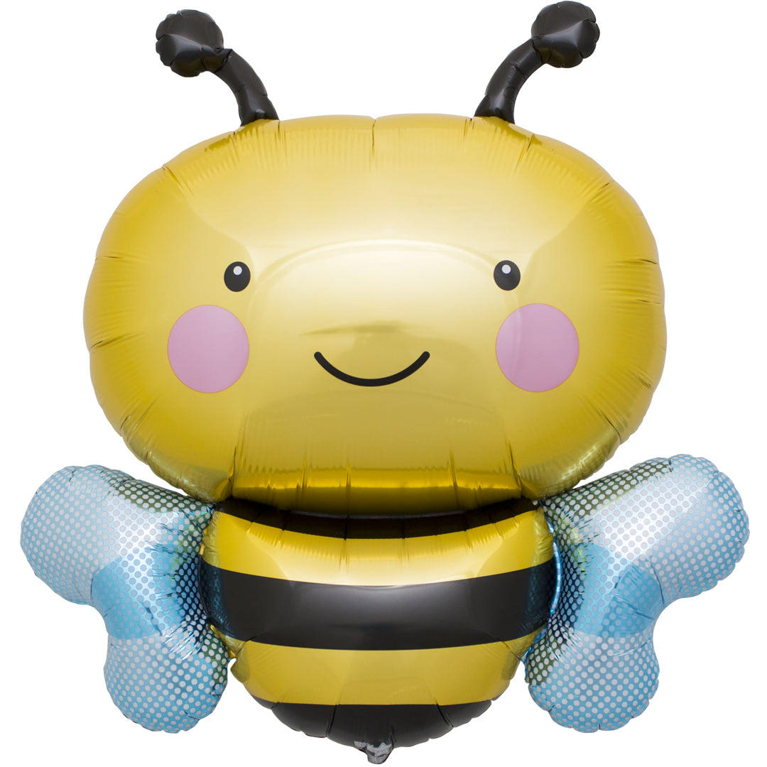 BUMBLE BEE FOIL BALLOON from Flingers Party World Bristol Harbourside who offer a huge range of fancy dress costumes and partyware items