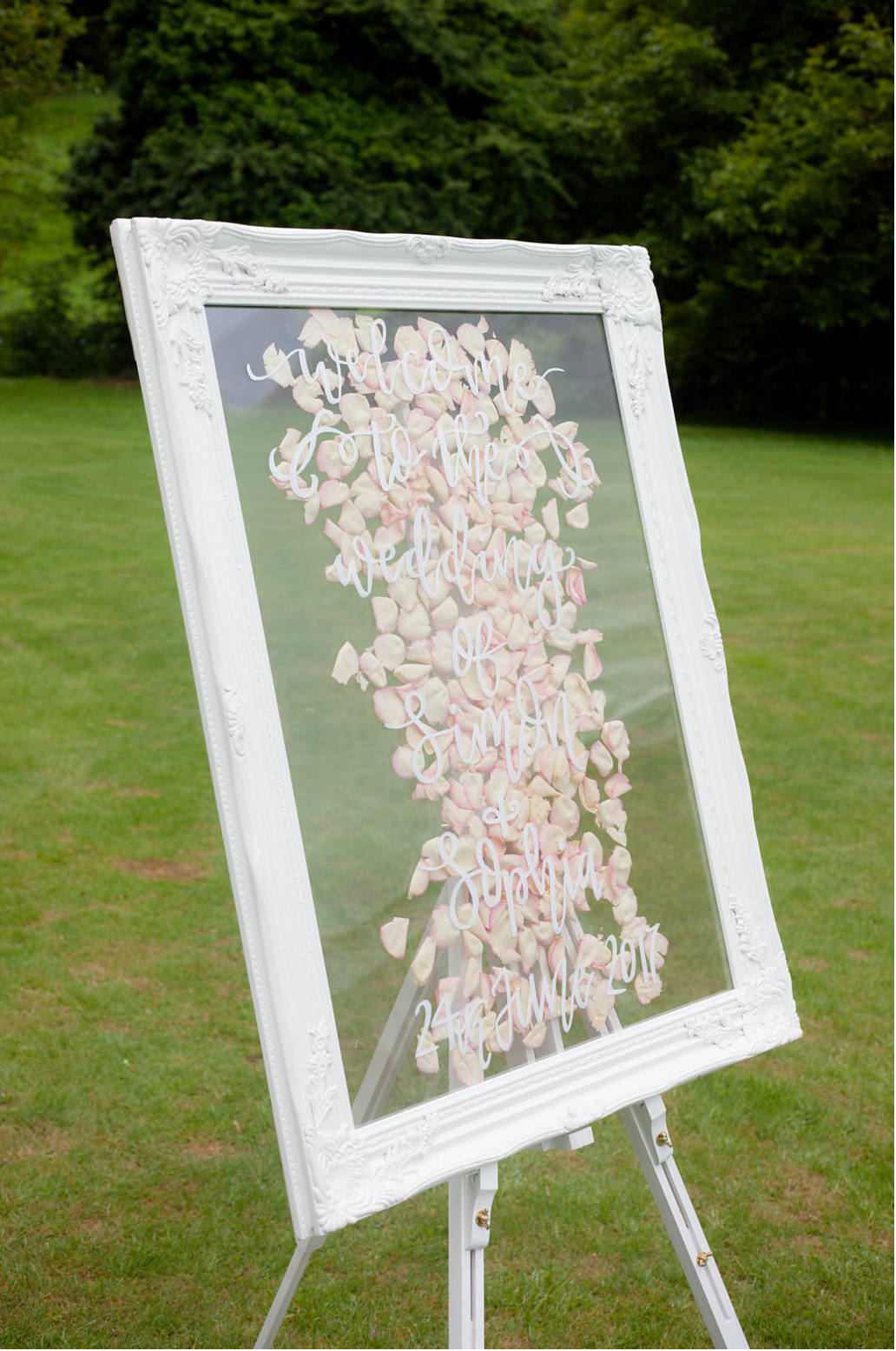 ACRYLIC FRAME from Flingers Party World Bristol Harbourside who offer a huge range of fancy dress costumes and partyware items