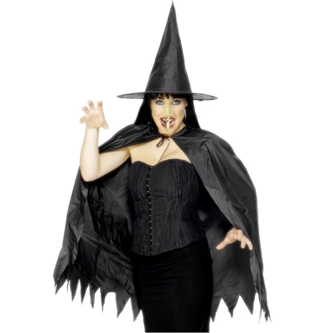 WITCH INSTANT SET from Flingers Party World Bristol Harbourside who offer a huge range of fancy dress costumes and partyware items