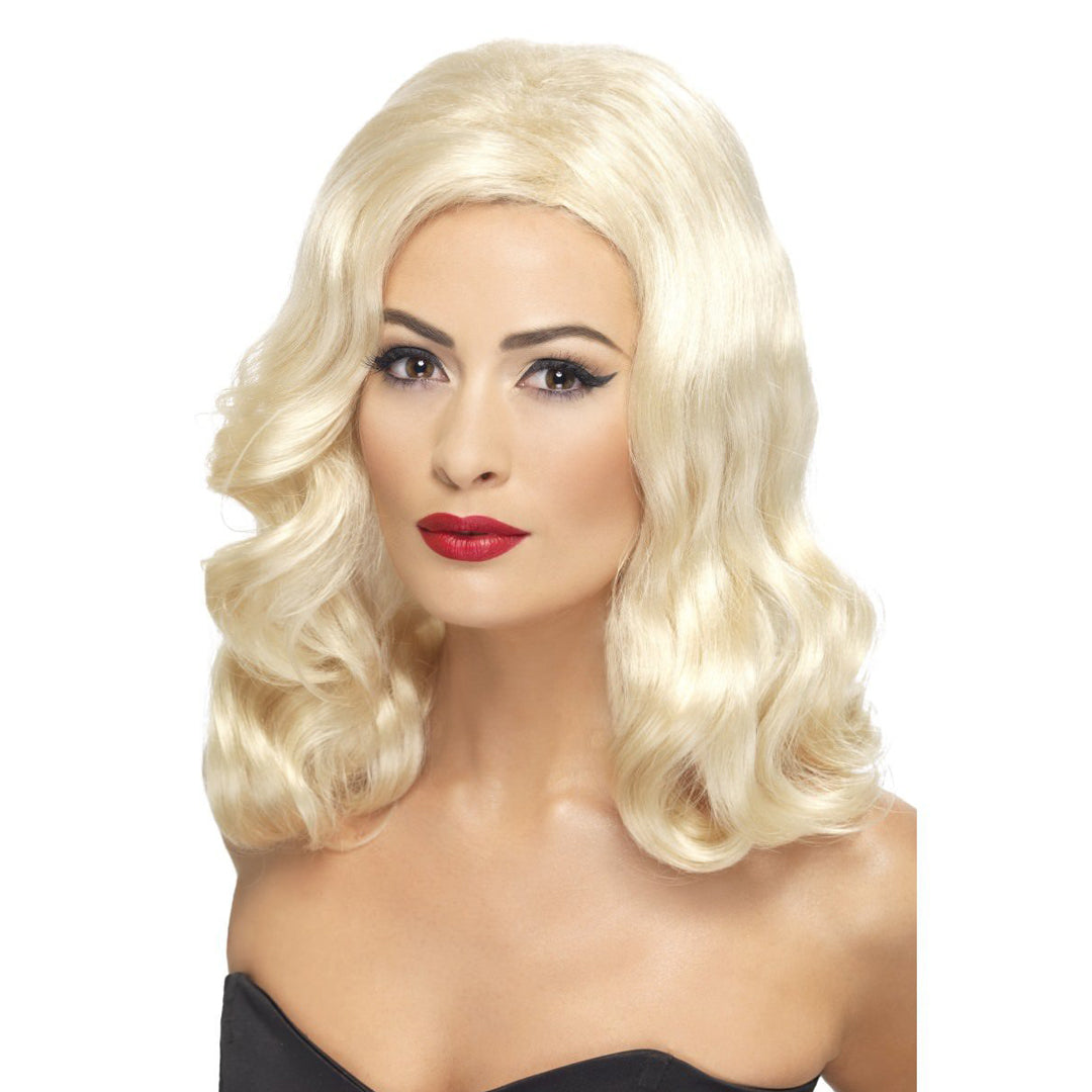 LUSCIOUS LONG WIG from Flingers Party World Bristol Harbourside who offer a huge range of fancy dress costumes and partyware items
