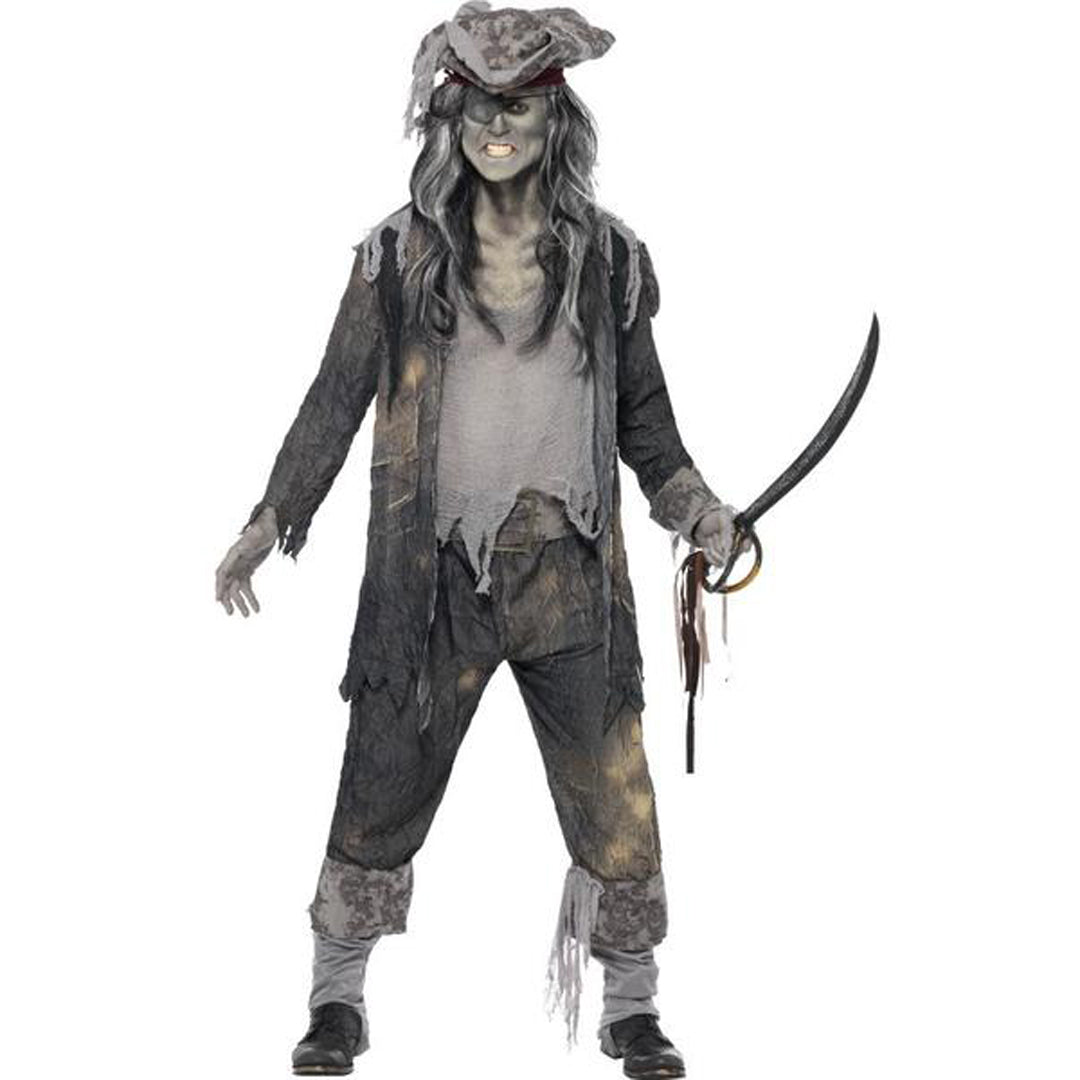 GHOST SHIP GHOUL COSTUME from Flingers Party World Bristol Harbourside who offer a huge range of fancy dress costumes and partyware items