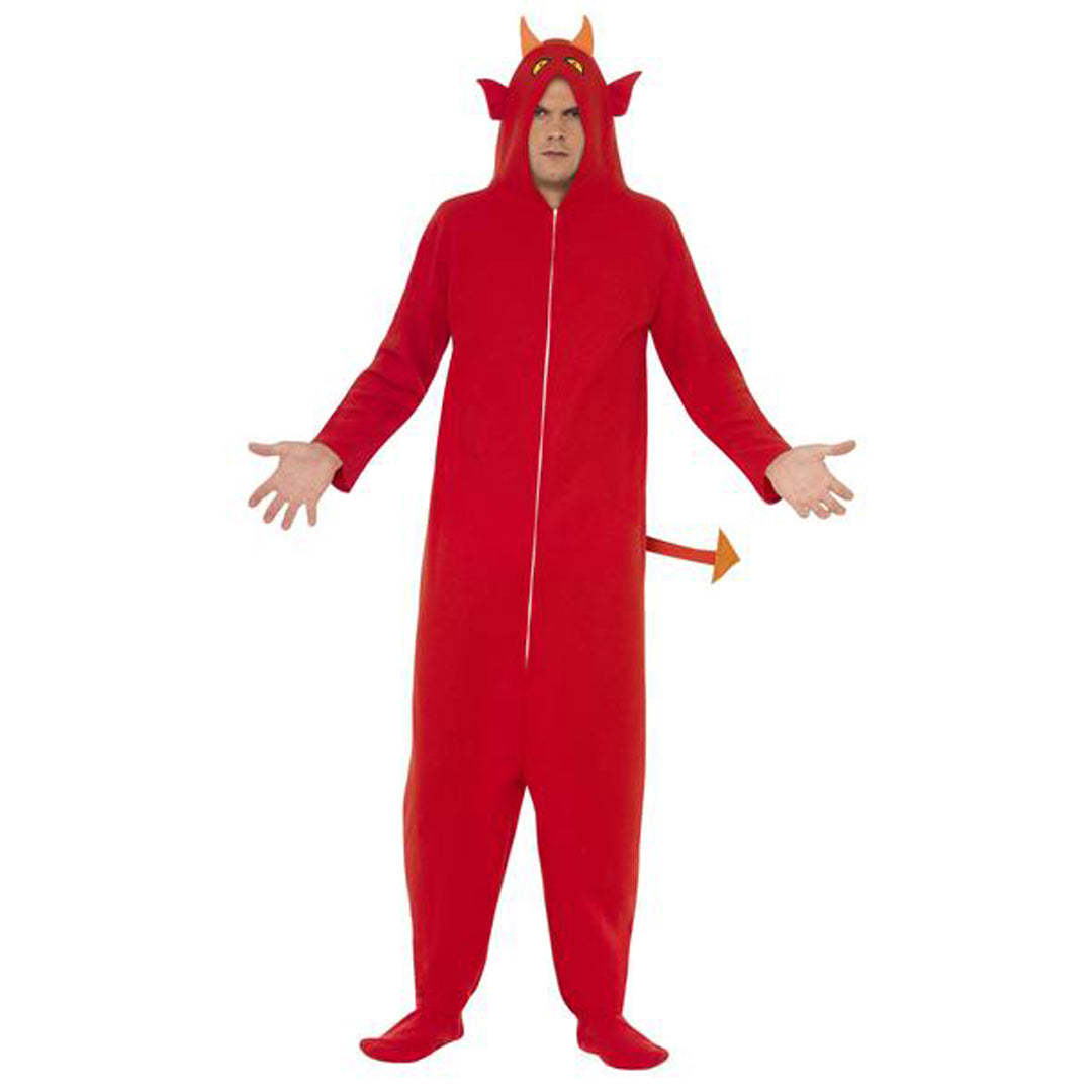 RED DEVIL COSTUME from Flingers Party World Bristol Harbourside who offer a huge range of fancy dress costumes and partyware items