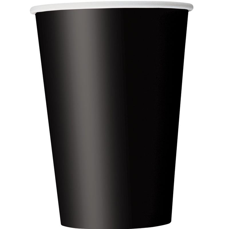 BLACK CUPS from Flingers Party World Bristol Harbourside who offer a huge range of fancy dress costumes and partyware items