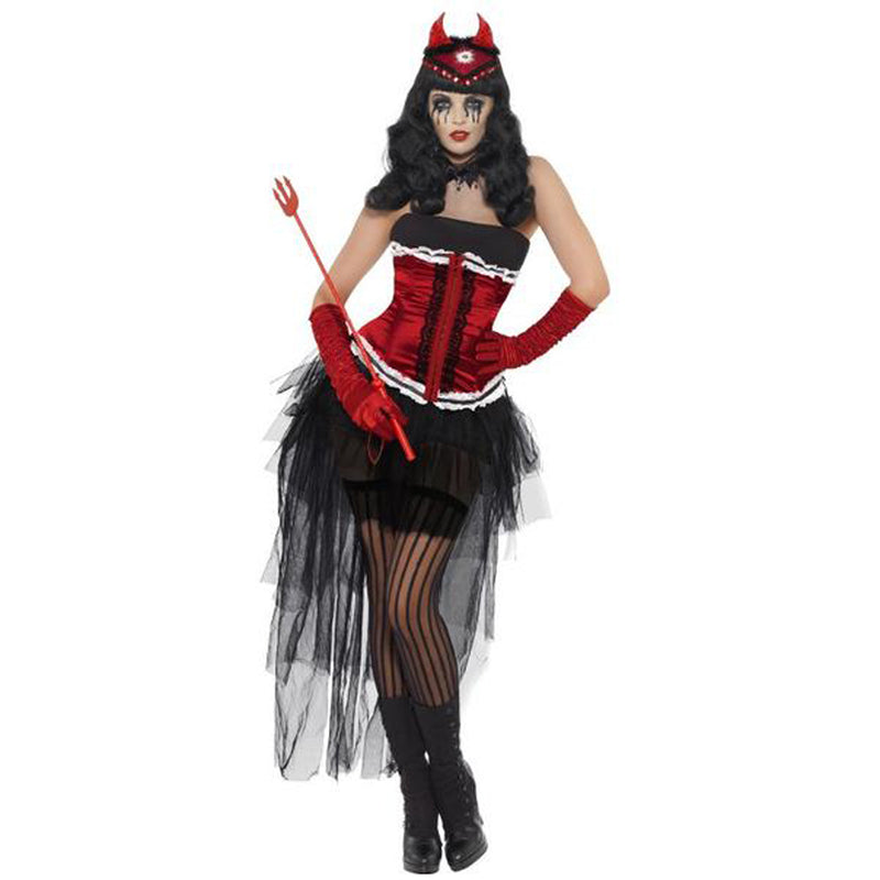 DIVA DEMONIQUE DE VIL COSTUME