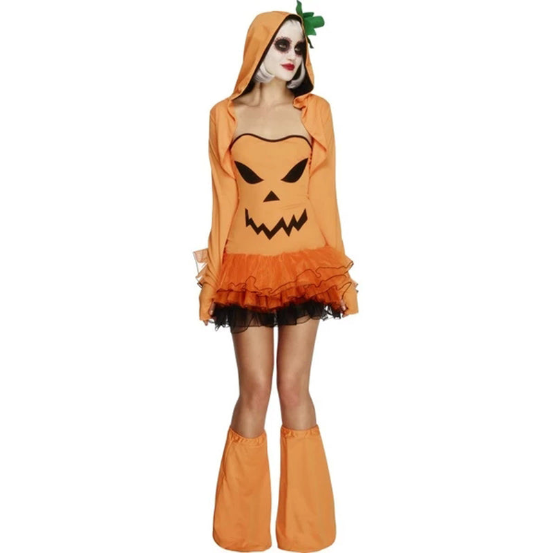 FEVER PUMPKIN COSTUME TUTU DRESS from Flingers Party World Bristol Harbourside who offer a huge range of fancy dress costumes and partyware items