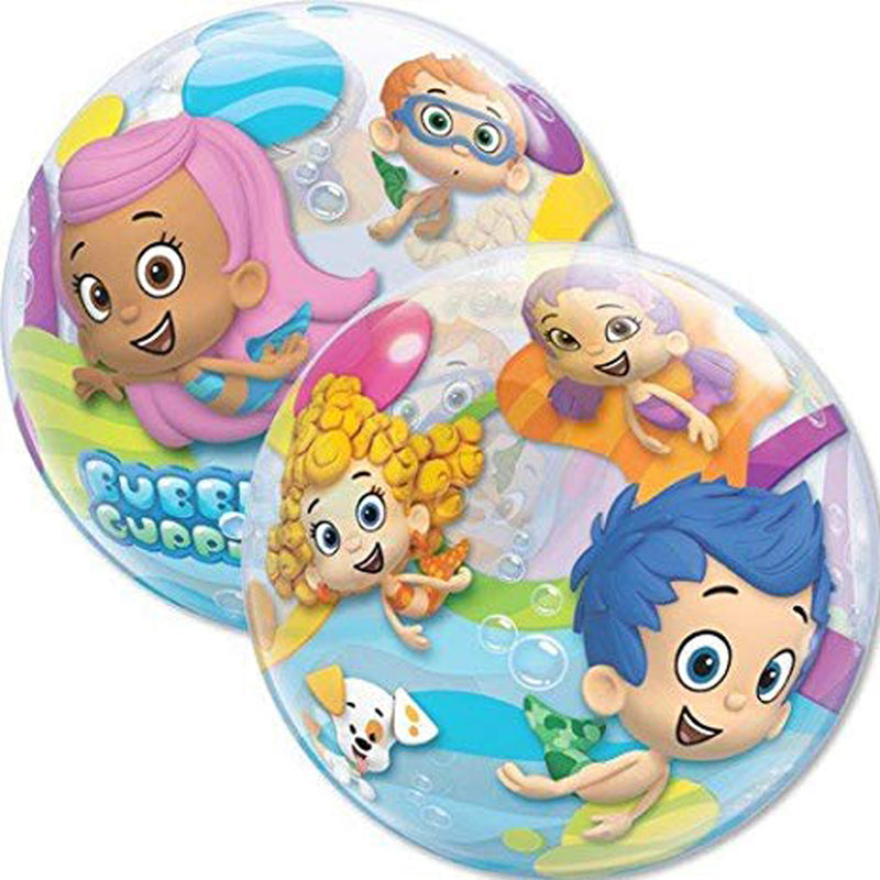 NICKELODEON BUBBLE GUPPIES from Flingers Party World Bristol Harbourside who offer a huge range of fancy dress costumes and partyware items