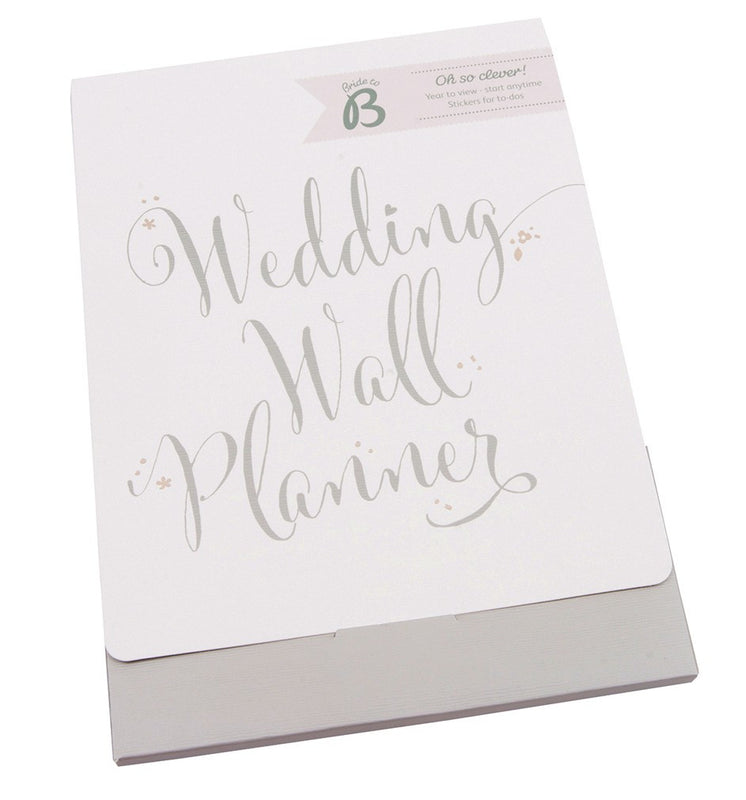 WEDDING WALLPLANNER from Flingers Party World Bristol Harbourside who offer a huge range of fancy dress costumes and partyware items