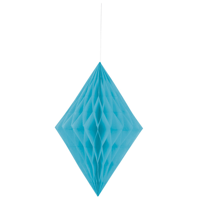 BLUE DIAMOND HONEYCOMB from Flingers Party World Bristol Harbourside who offer a huge range of fancy dress costumes and partyware items