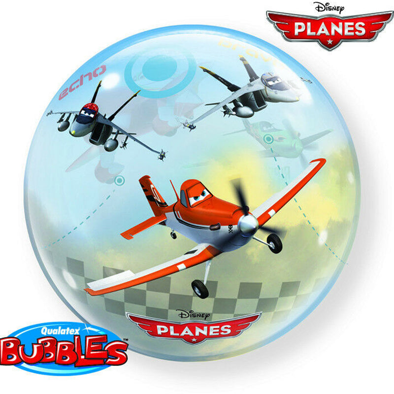 DISNEY PLANES BUBBLE from Flingers Party World Bristol Harbourside who offer a huge range of fancy dress costumes and partyware items