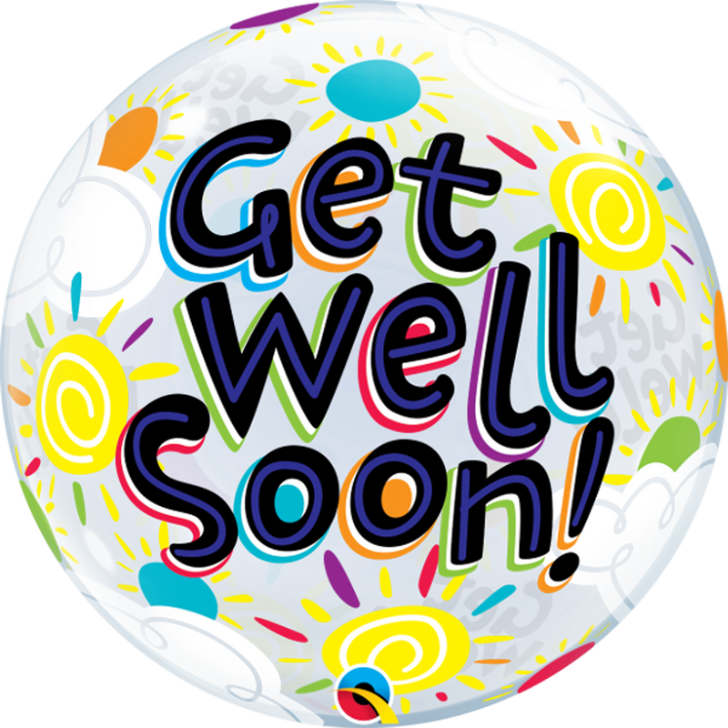 GET WELL SOON from Flingers Party World Bristol Harbourside who offer a huge range of fancy dress costumes and partyware items