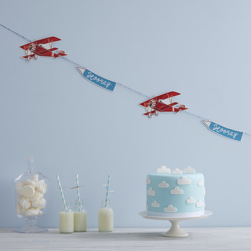 FLYING HIGH BUNTING from Flingers Party World Bristol Harbourside who offer a huge range of fancy dress costumes and partyware items