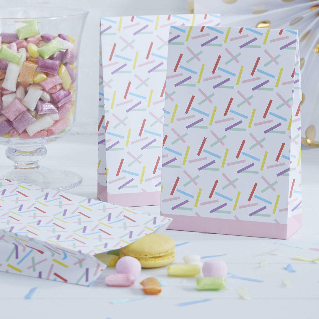 PICK AND MIX SPRINKLES PARTY BAGS