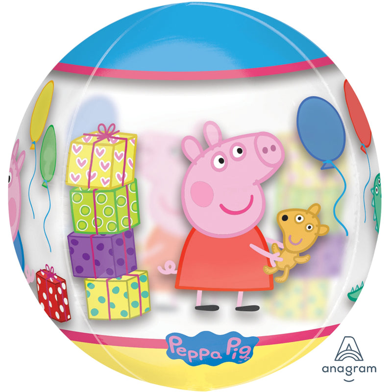 PEPPA PIG ORBZ from Flingers Party World Bristol Harbourside who offer a huge range of fancy dress costumes and partyware items