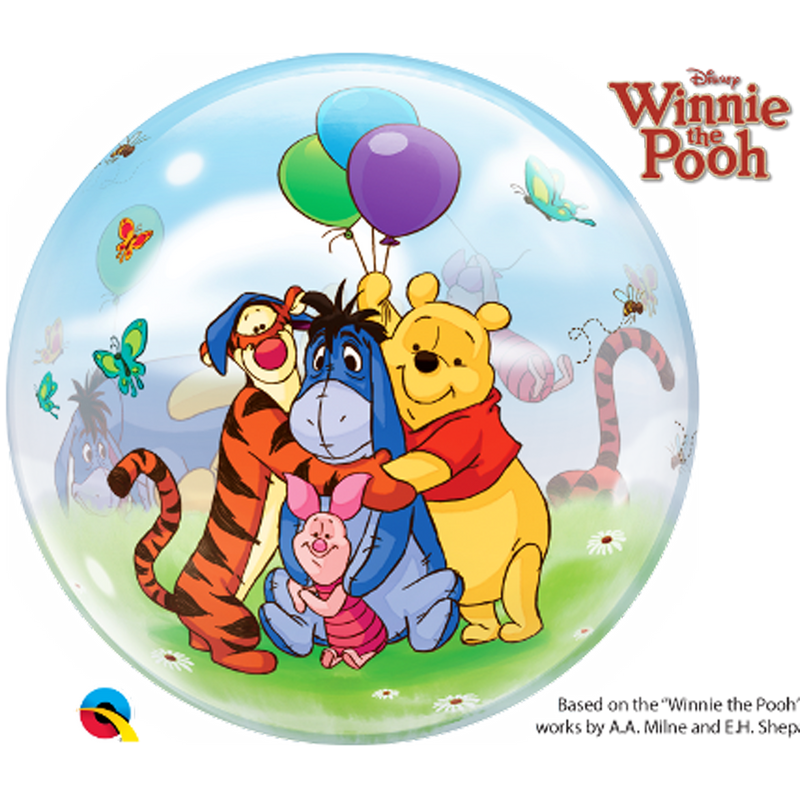DISNEY WINNIE THE POOH & FRIENDS from Flingers Party World Bristol Harbourside who offer a huge range of fancy dress costumes and partyware items