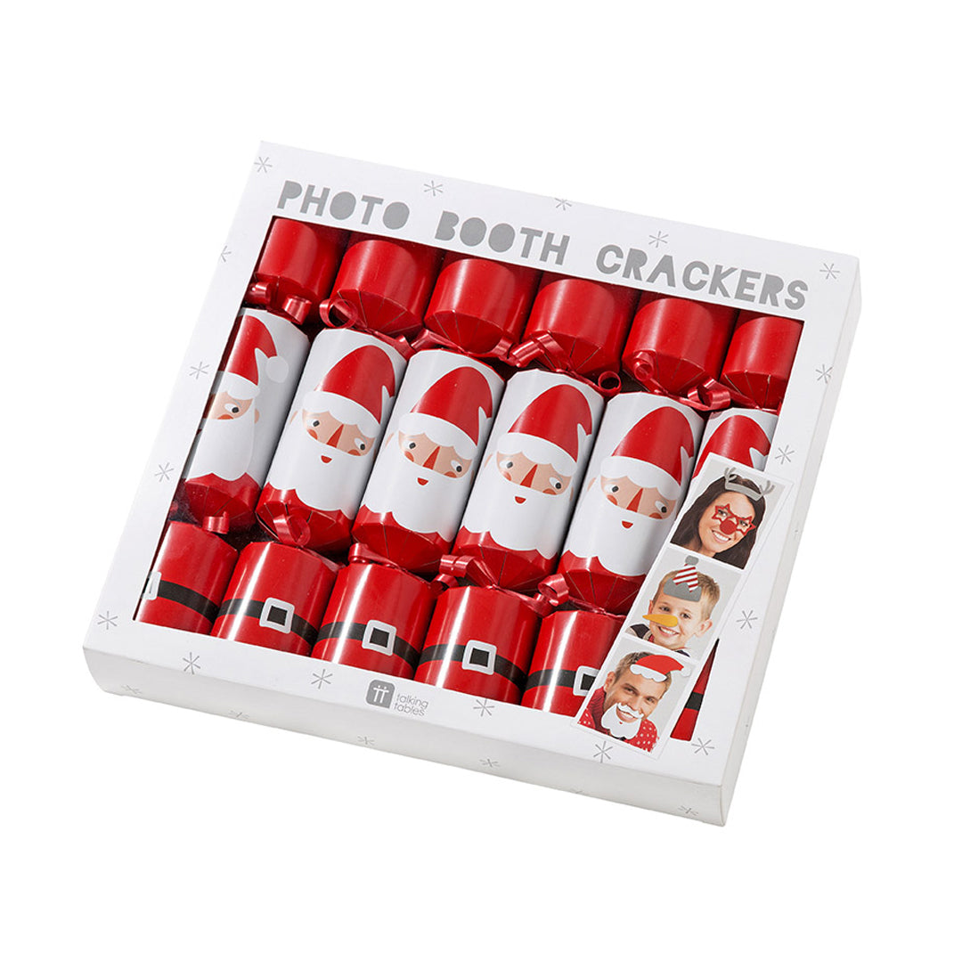WAITING FOR SANTA PHOTO BOOTH CRACKERS from Flingers Party World Bristol Harbourside who offer a huge range of fancy dress costumes and partyware items