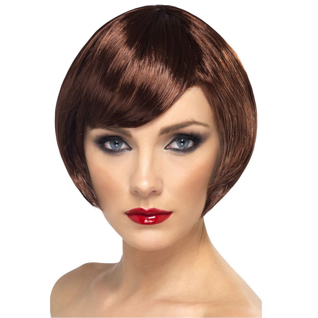 BABE WIG BROWN from Flingers Party World Bristol Harbourside who offer a huge range of fancy dress costumes and partyware items