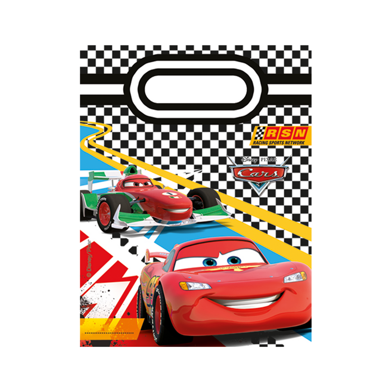 PIXAR CARS PARTY BAGS from Flingers Party World Bristol Harbourside who offer a huge range of fancy dress costumes and partyware items