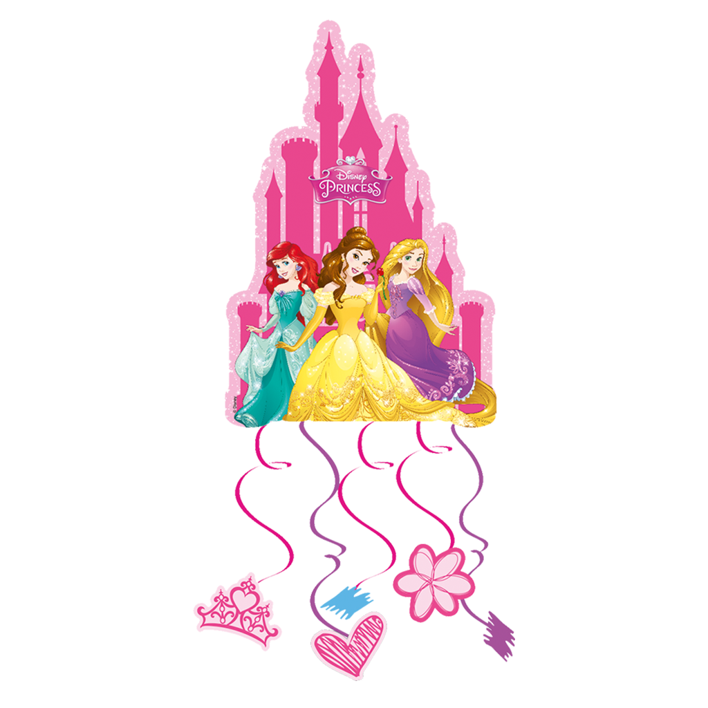 DISNEY PRINCESS PINATA from Flingers Party World Bristol Harbourside who offer a huge range of fancy dress costumes and partyware items