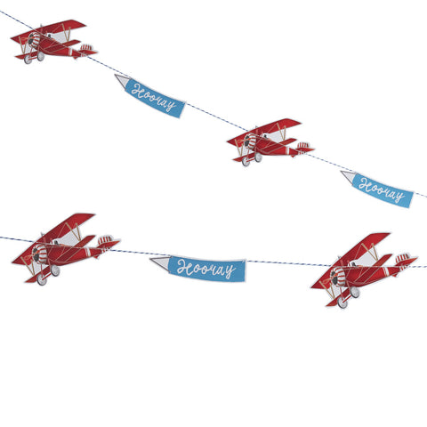 Flying High Bunting from Pop Cloud Bristol who offer a huge range of partyware, wedding and event hire decorations