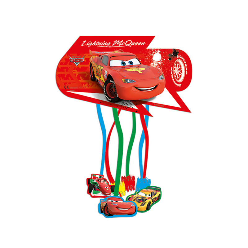 PIXAR CARS PINATA from Flingers Party World Bristol Harbourside who offer a huge range of fancy dress costumes and partyware items