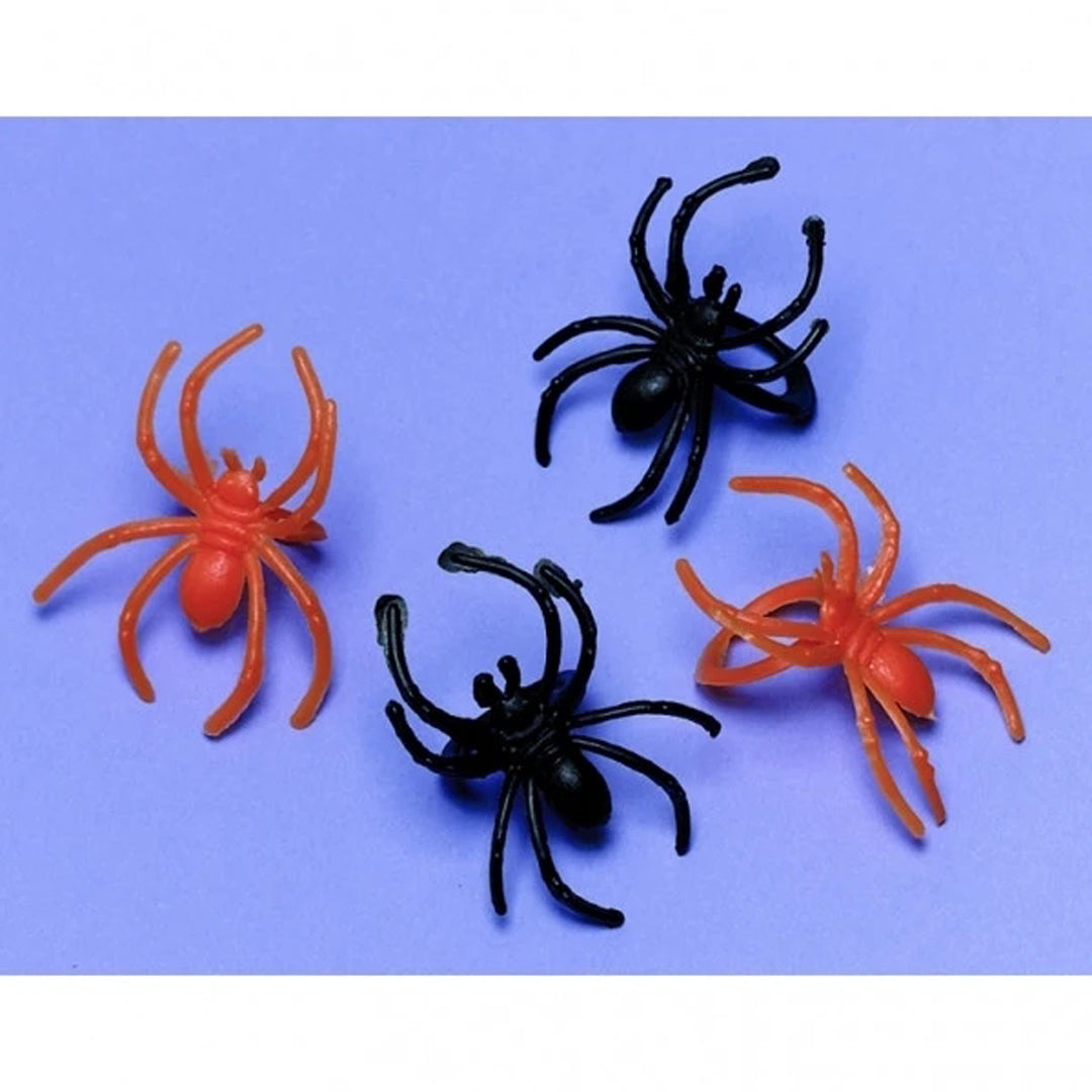 SPIDER RINGS from Flingers Party World Bristol Harbourside who offer a huge range of fancy dress costumes and partyware items