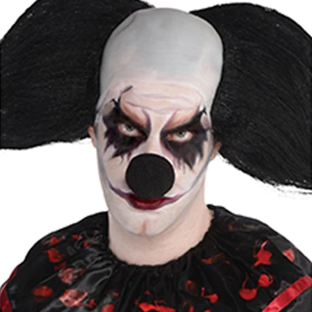 BLACK CLOWN NOSE from Flingers Party World Bristol Harbourside who offer a huge range of fancy dress costumes and partyware items
