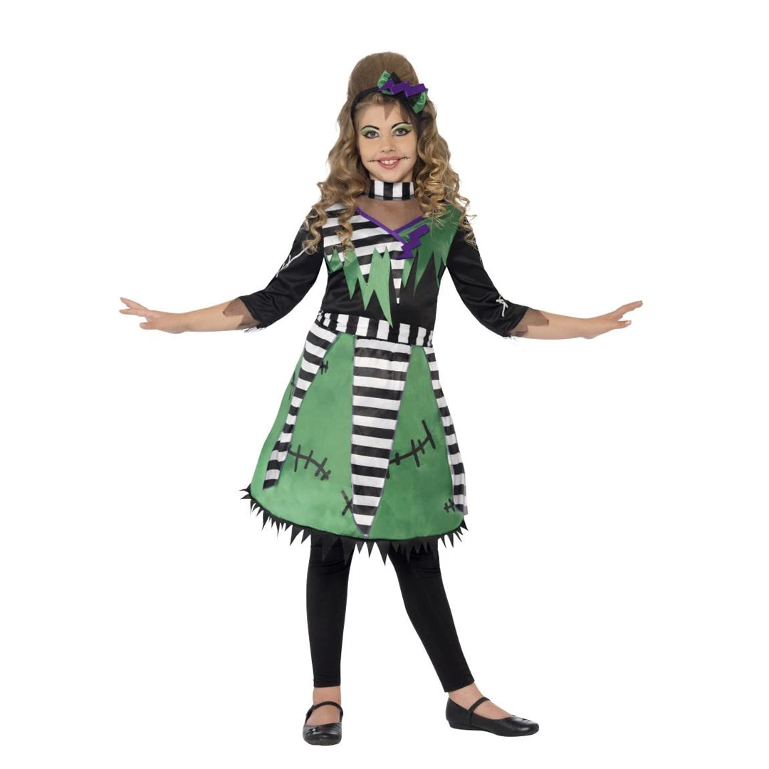 CHILD FRANKIE GIRL COSTUME from Flingers Party World Bristol Harbourside who offer a huge range of fancy dress costumes and partyware items