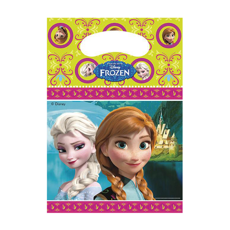 DISNEY FROZEN PARTY BAGS from Flingers Party World Bristol Harbourside who offer a huge range of fancy dress costumes and partyware items
