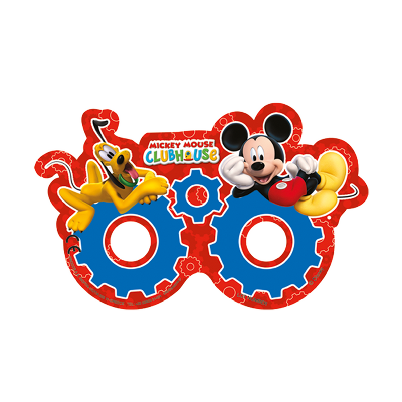 PLAYFUL MICKEY PARTY MASKS from Flingers Party World Bristol Harbourside who offer a huge range of fancy dress costumes and partyware items