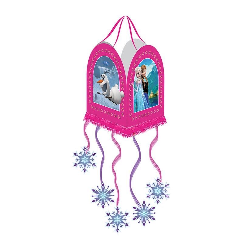 DISNEY FROZEN PINATA from Flingers Party World Bristol Harbourside who offer a huge range of fancy dress costumes and partyware items