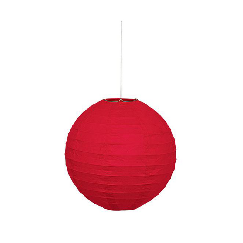 RED ROUND LANTERN from Flingers Party World Bristol Harbourside who offer a huge range of fancy dress costumes and partyware items