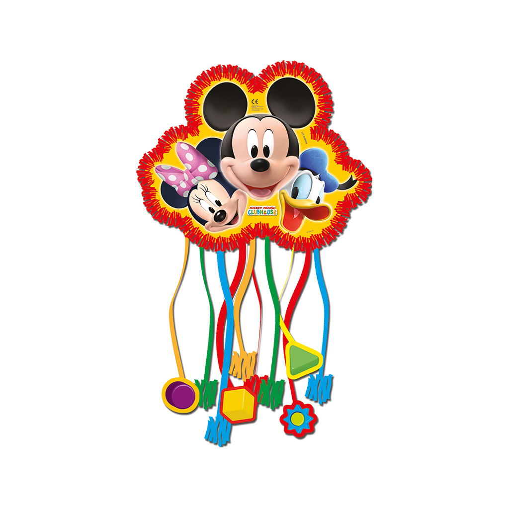 PLAYFUL MICKEY PINATA from Flingers Party World Bristol Harbourside who offer a huge range of fancy dress costumes and partyware items