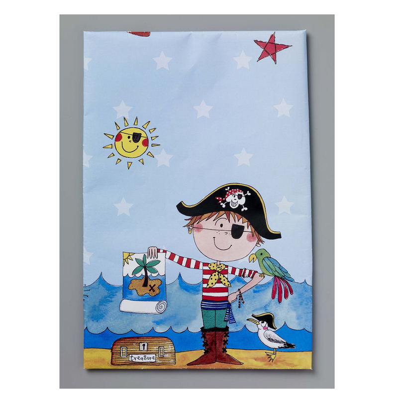 Rachel Ellen Pirate Table Cover 1CT from Pop Cloud Bristol who offer a huge range of partyware, wedding and event hire decorations