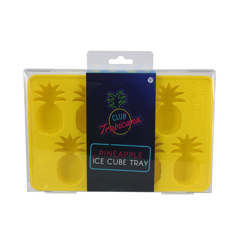 Pineapple Ice Cube Maker from Pop Cloud Bristol who offer a huge range of partyware, wedding and event hire decorations