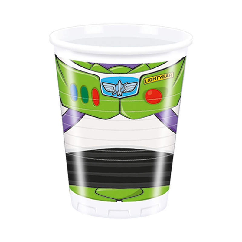 TOY STORY PARTY PLASTIC CUPS from Flingers Party World Bristol Harbourside who offer a huge range of fancy dress costumes and partyware items