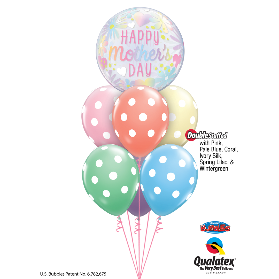 LOVELY AND LOVED BALLOON BOUQUET from Flingers Party World Bristol Harbourside who offer a huge range of fancy dress costumes and partyware items