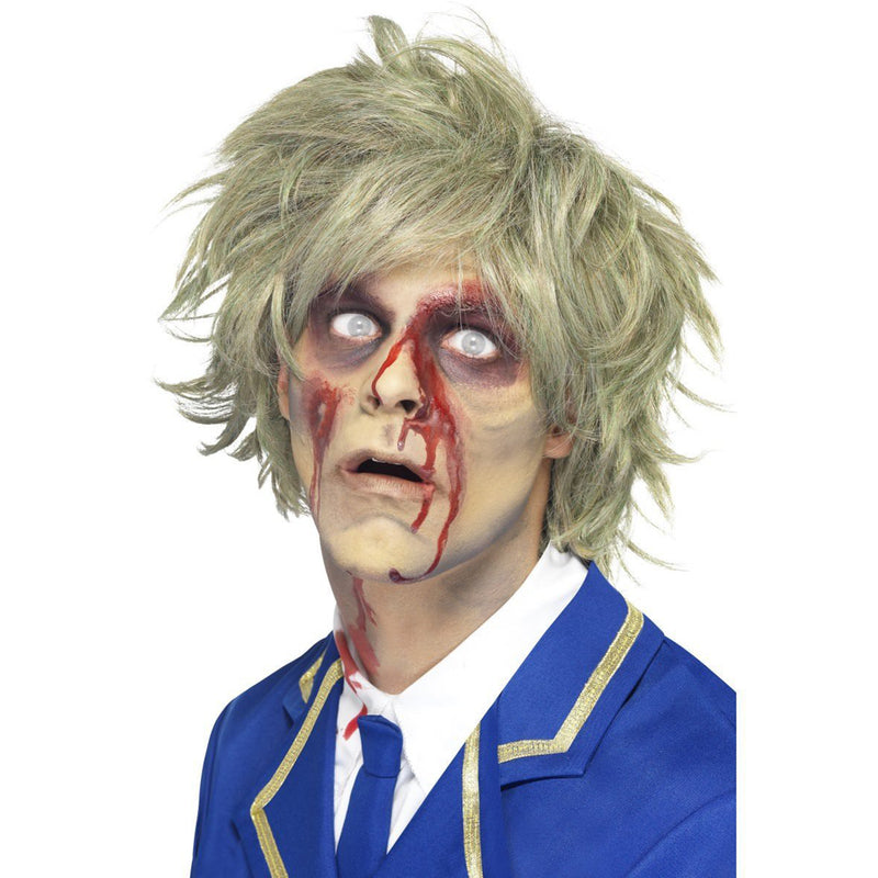 GREY ZOMBIE WIG from Flingers Party World Bristol Harbourside who offer a huge range of fancy dress costumes and partyware items