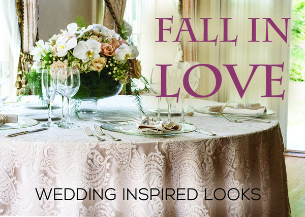 Fall in Love: Wedding Inspired Looks