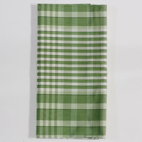 Forest Plaid Napkin