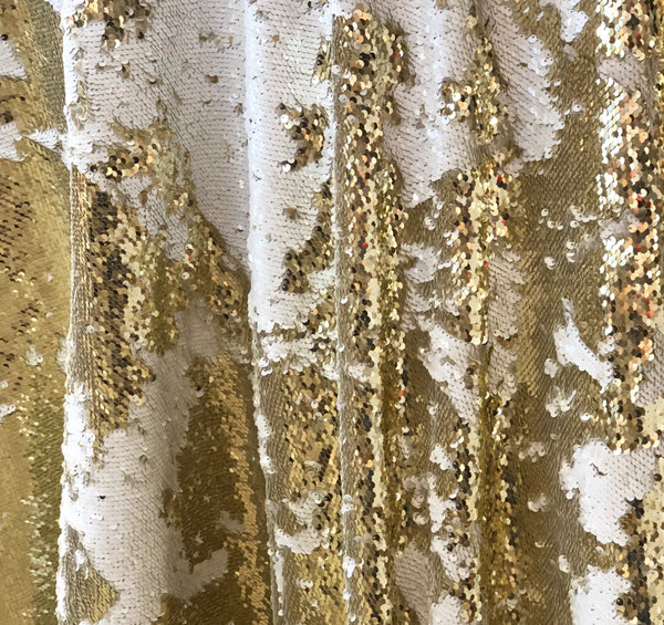 Spectacular Sequins Gold