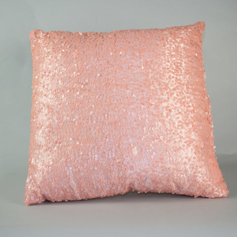 Rosé Bling Pillow