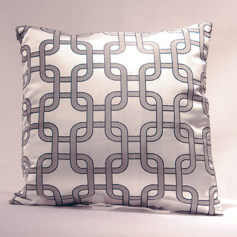 Chainlink Pillow