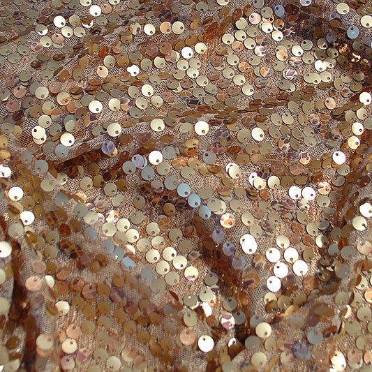Copper Mine Sequins