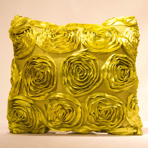 Everything's Coming Up Roses Pillow